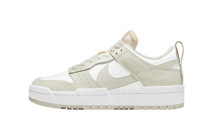 Nike Dunk Low Disrupt White Sea Glass Womens DM3063-100 01