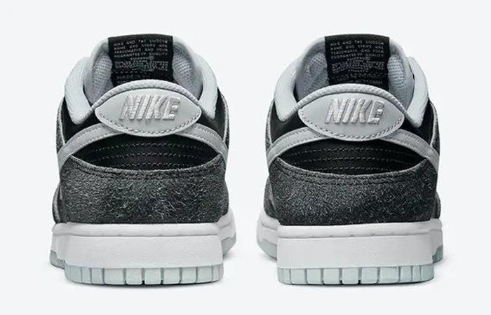 Nike Dunk Low PRM Animal Pack Black DH7913-001 back