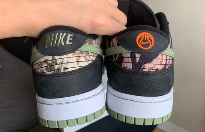 Nike Dunk Low SE Oil Green DH0957-001 04