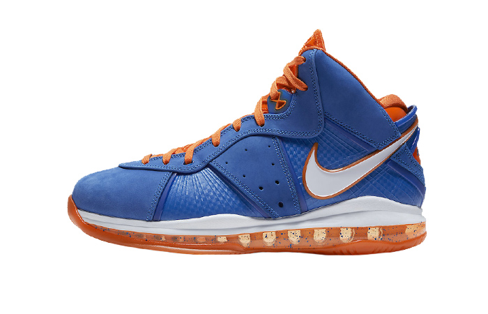 Nike LeBron 8 HWC Hardwood Classic Royal CV1750-400 01
