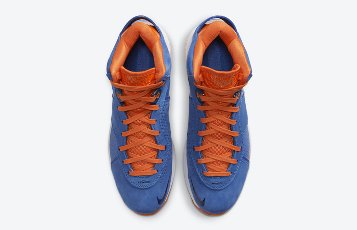 Nike LeBron 8 HWC Hardwood Classic Royal CV1750-400 04