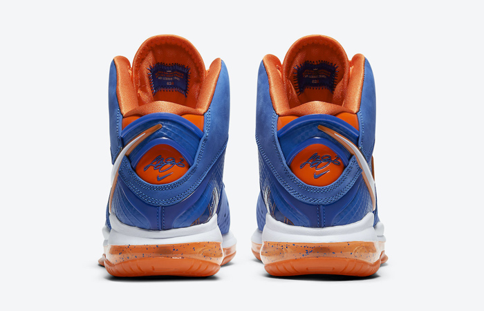 Nike LeBron 8 HWC Hardwood Classic Royal CV1750-400 05