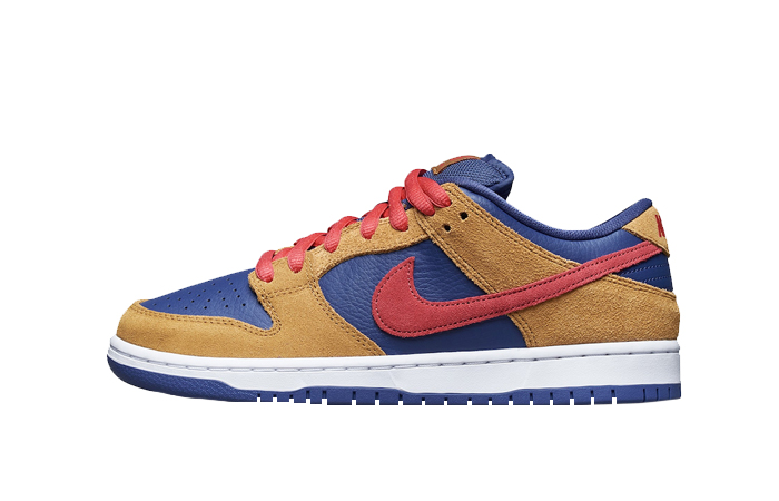 Nike SB Dunk Low Papa Bear BQ6817-700 01
