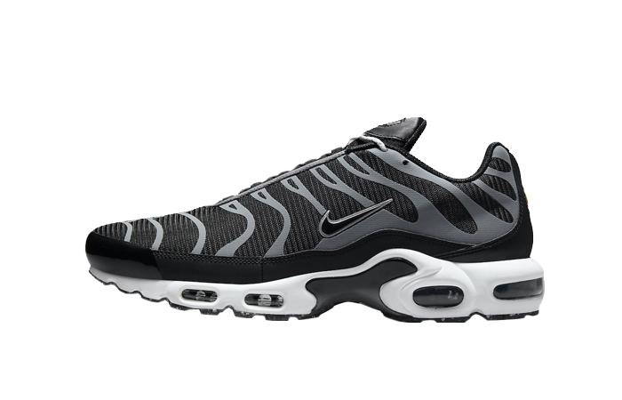 Nike TN Air Max Plus Black Grey DM2466-001 01