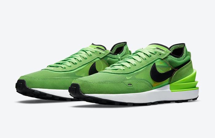 Nike Waffle One Electric Green DA7995-300 02