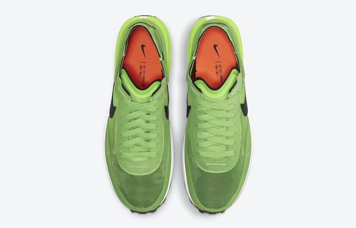 Nike Waffle One Electric Green DA7995-300 03
