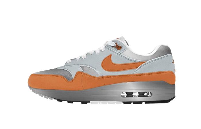Patta Nike Air Max 1 Monarch Silver 01