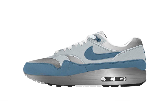 Patta Nike Air Max 1 Noise Aqua 01