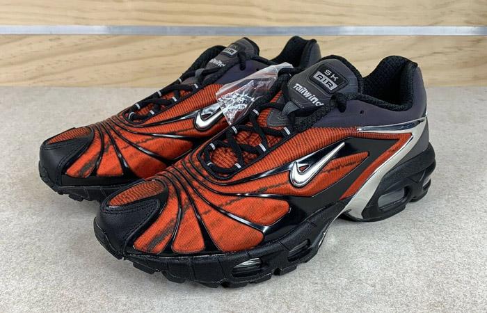 Skepta x Nike Air Max Tailwind 5 University Red CU1706-001 02