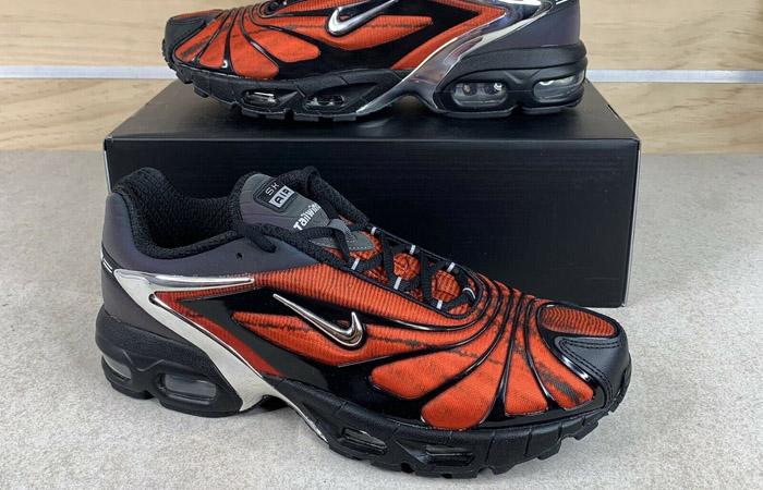 Skepta x Nike Air Max Tailwind 5 University Red CU1706-001 03