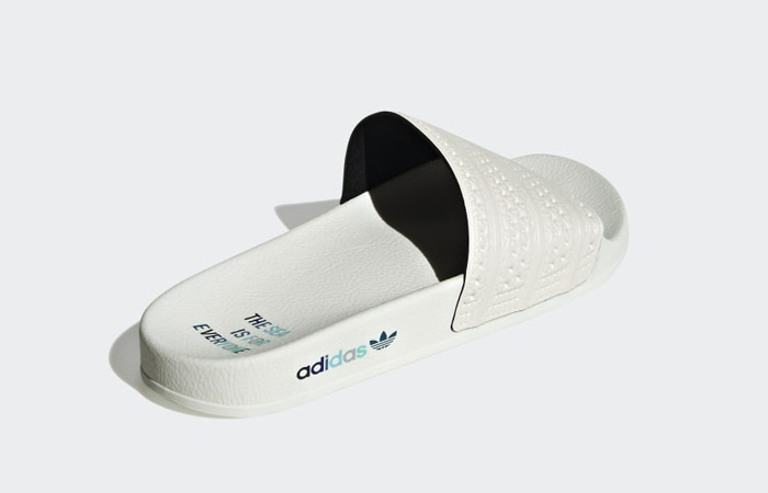 adidas Adilette Slides Chalk White GZ0519 05