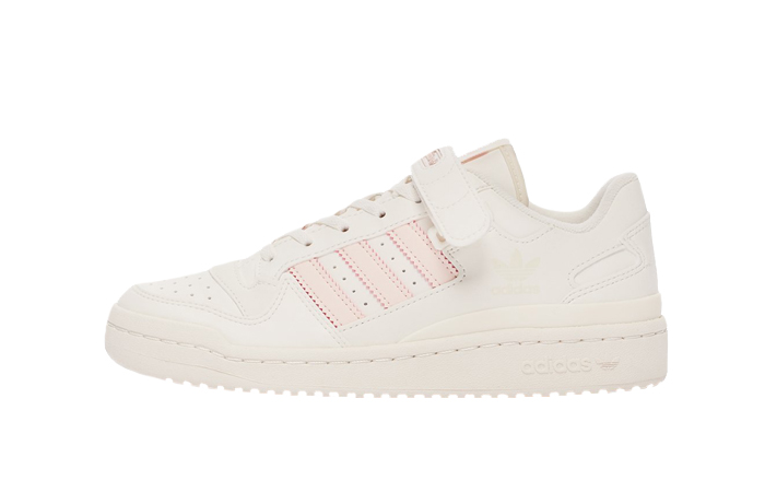 adidas Forum Low Cloud White Pink GZ7064 01