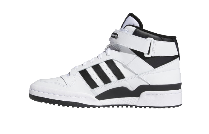 adidas Forum Mid Cloud White Black FY7939 01