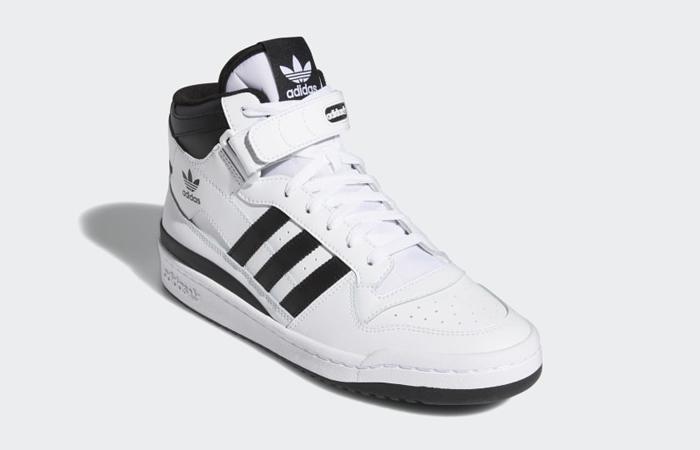 adidas Forum Mid Cloud White Black FY7939 02