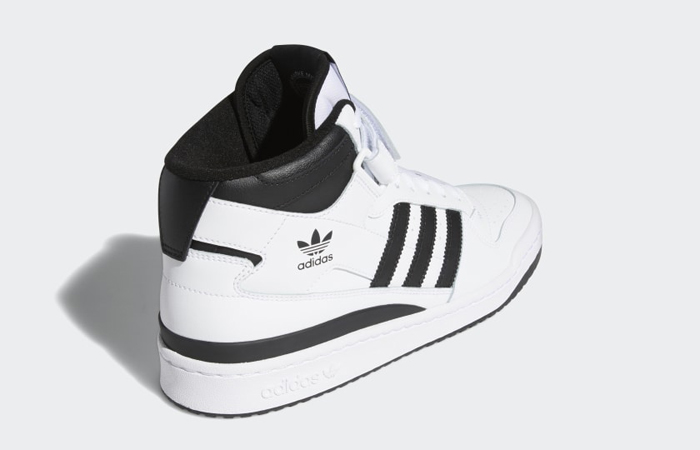 adidas Forum Mid Cloud White Black FY7939 05