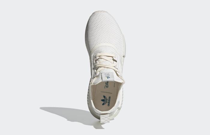 adidas NMD R1 Non Dyed Chalk White GV7549 04