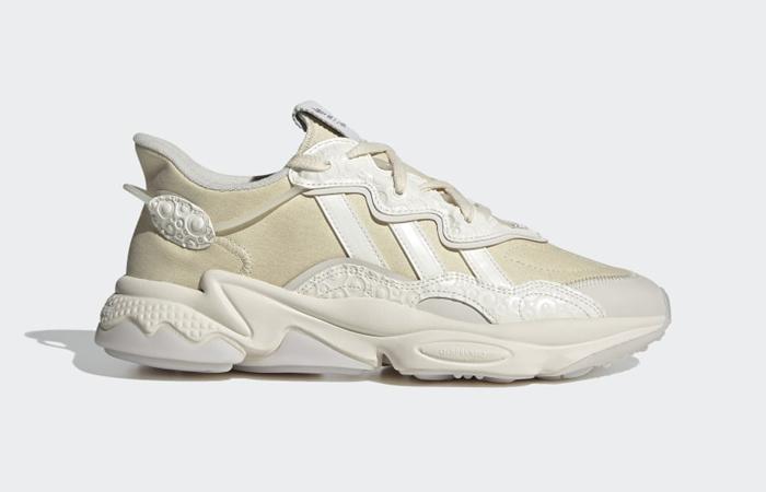 adidas Ozweego Non Dyed Chalk White GV7540 03