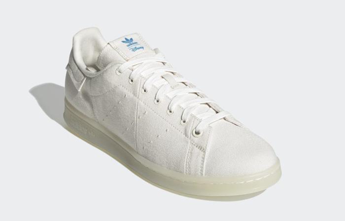 adidas Stan Smith Chalk White Non Dyed GV7538 02