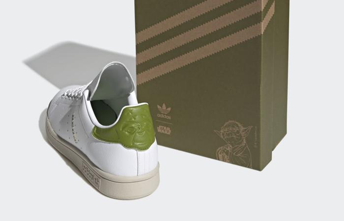 adidas Stan Smith Star Wars Cloud White FY5463 03
