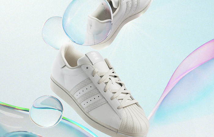 adidas Superstar Non Dyed Chalk White GZ0474 02