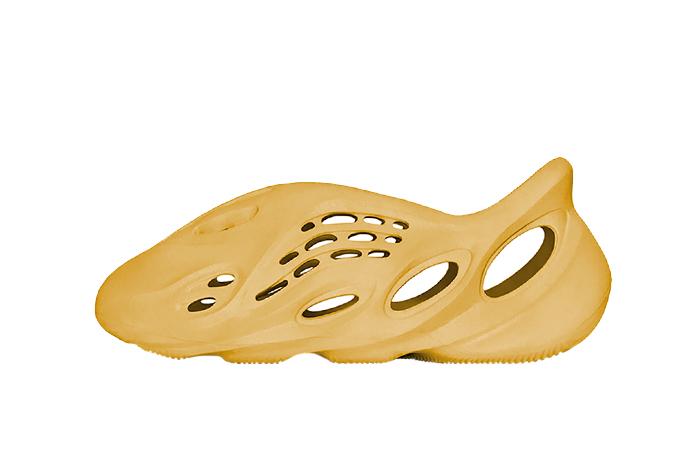 adidas Yeezy Foam Runner Ochre 01