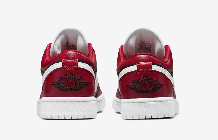 Air Jordan 1 Low Chicago Flip Womens DC0774-603 05