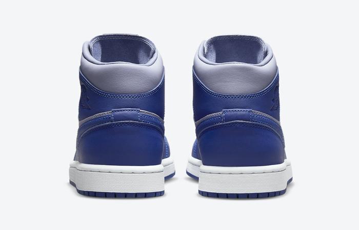 Air Jordan 1 Mid Grey Blue DH7821-500 05