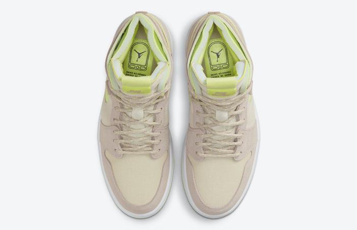 Air Jordan 1 Zoom CMFT Lemon Twist Womens CT0979-200 04