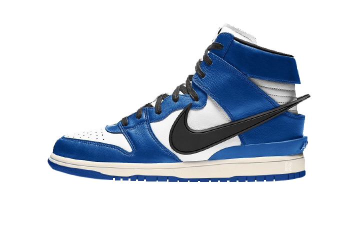 Ambush Nike Dunk High Deep Royal Blue CU7544-400 01