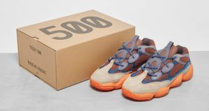 First Look at adidas Yeezy Boost 500 Enflame 01