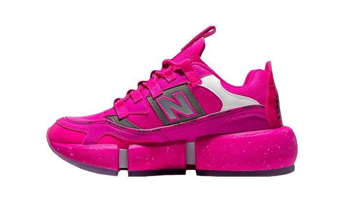 Jaden Smith New Balance Vision Racer Pink MSVRCJSC 01