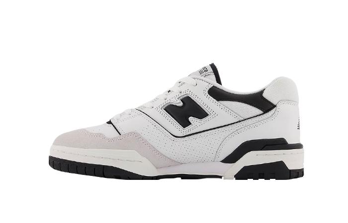 New Balance 550 White Black BB550LM1 01