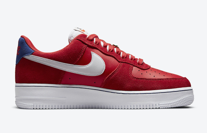 Nike Air Force 1 Low First Use Red DB3597-600 03