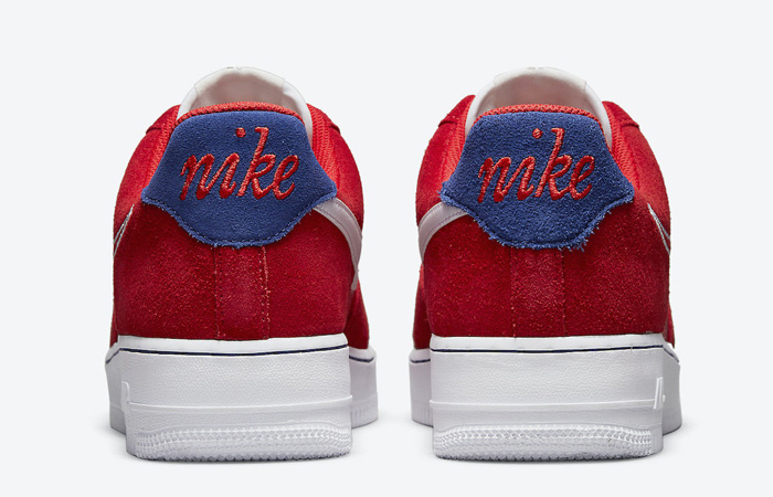 Nike Air Force 1 Low First Use Red DB3597-600 05