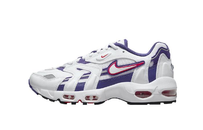 Nike Air Max 96 2 White Cherry DA2230-100 01