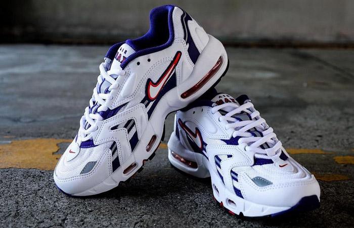Nike Air Max 96 2 White Cherry DA2230-100 02