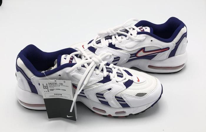 Nike Air Max 96 2 White Cherry DA2230-100 03