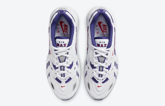 Nike Air Max 96 2 White Cherry DA2230-100 07