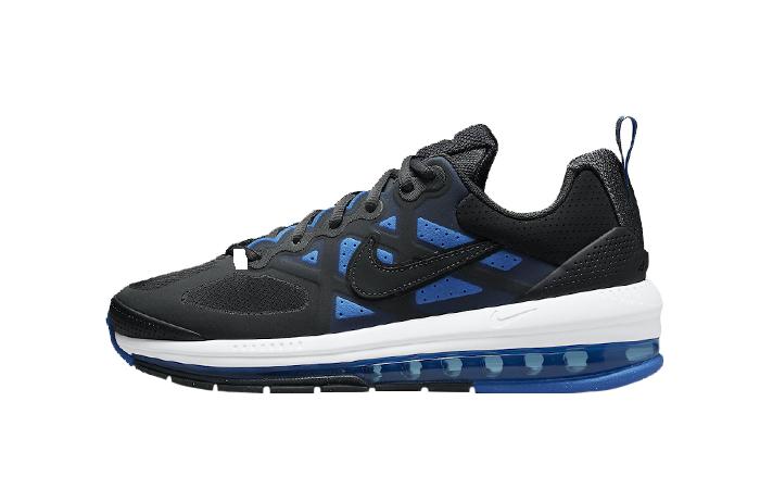 Nike Air Max Genome Black Royal CW1648-002 01