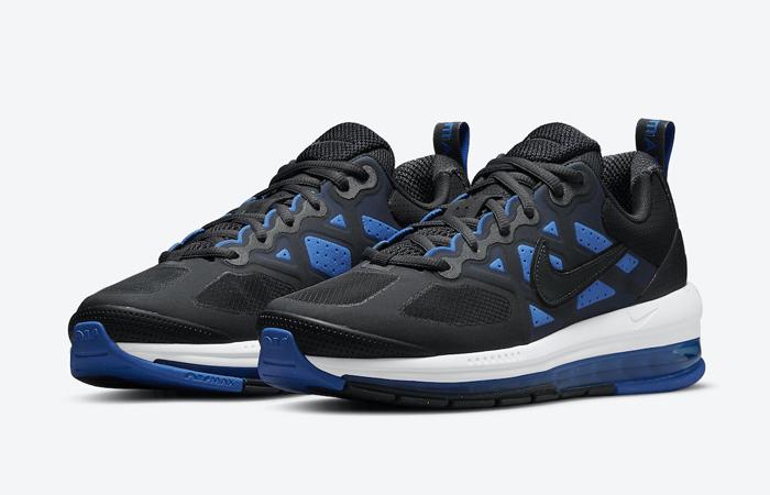 Nike Air Max Genome Black Royal CW1648-002 02