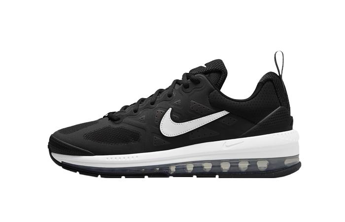 Nike Air Max Genome Black White CW1648-003 01