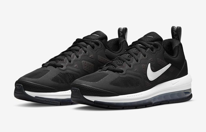 Nike Air Max Genome Black White CW1648-003 02