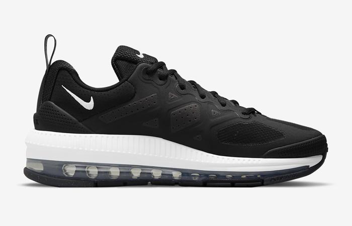 Nike Air Max Genome Black White CW1648-003 03