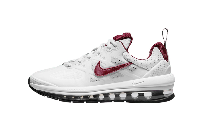 Nike Air Max Genome White Team Red CZ4652-105 01