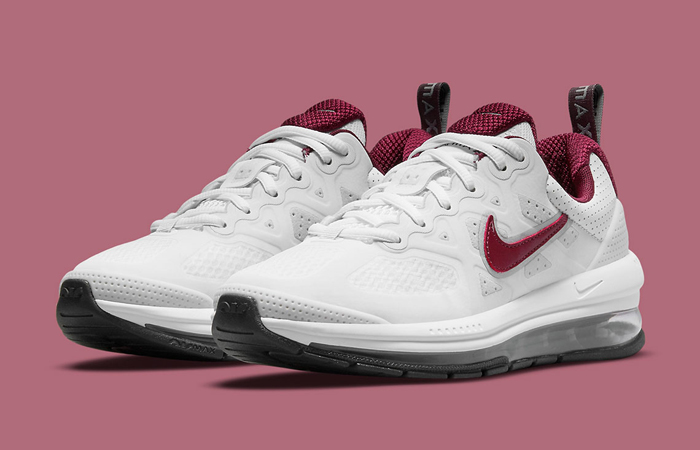 Nike Air Max Genome White Team Red CZ4652-105 02