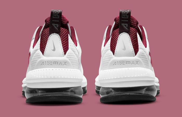 Nike Air Max Genome White Team Red CZ4652-105 05