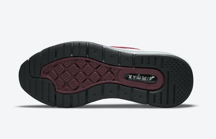 Nike Air Max Genome White Team Red CZ4652-105 down