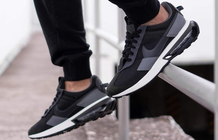 Nike Air Max Pre-Day Black Anthracite DA4263-001 on foot 01