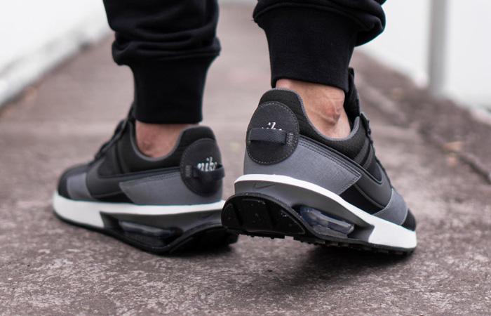 Nike Air Max Pre-Day Black Anthracite DA4263-001 on foot 03