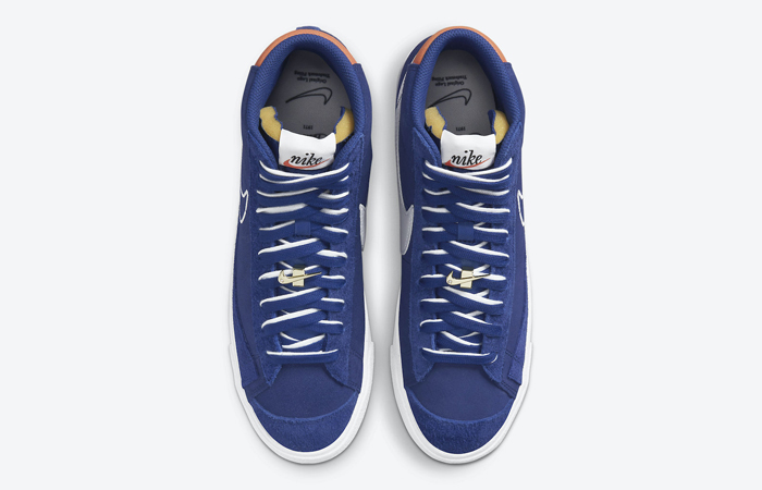 Nike Blazer Mid 77 First Use Royal Blue DC3433-400 04